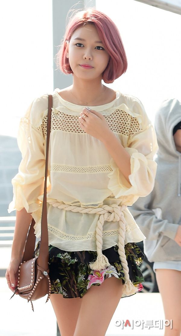 sooyoung airport fashion choi soo young pinterest