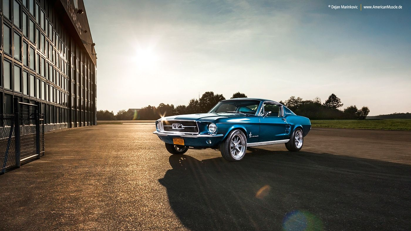 fastback - 1967 Ford Mustang Fastback Loation: Eschbach, Germany ...