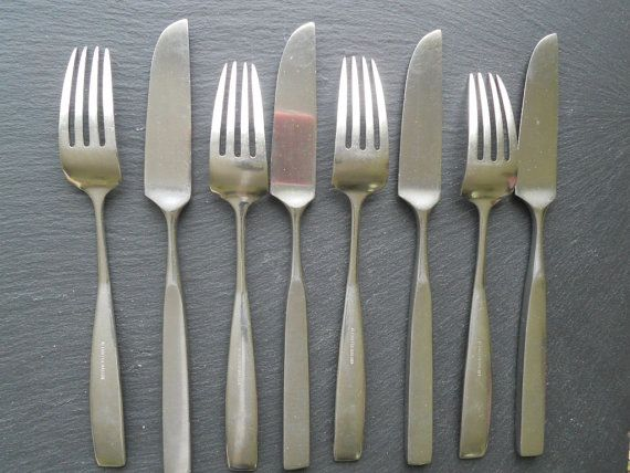 Knives Forks Lauffer Bedford Flatware Sola Fabriek
