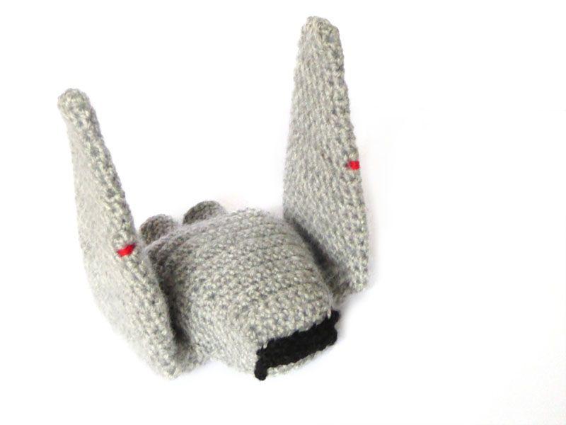 Star Wars Kylo Ren Shuttle Crochet Pattern | crochet- amigurumi etc ...