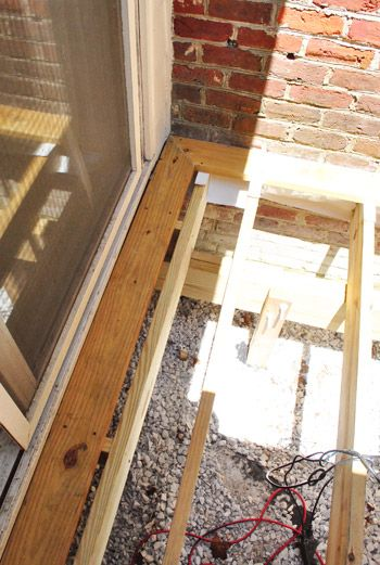 How To Build A Deck Let S Get This Party Started Building A Deck Diy Deck Decks Backyard