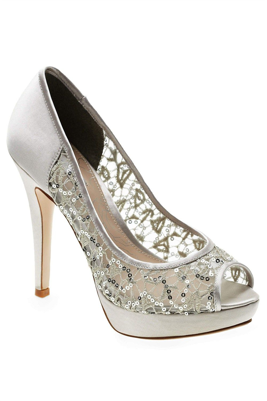 Women's Shoes - Next Mesh Peep Toes - EziBuy New Zealand #shoes