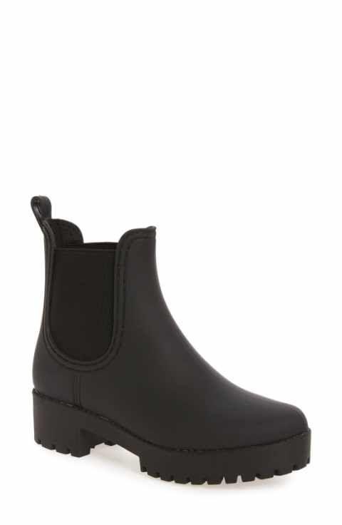 f8128f112 Jeffrey Campbell Cloudy Chelsea Rain Boot (Women)