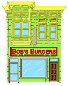 Bob S Burgers Restaurant Valued At 796 446 Infographic Bobs Burgers Burger Restaurant Bob S