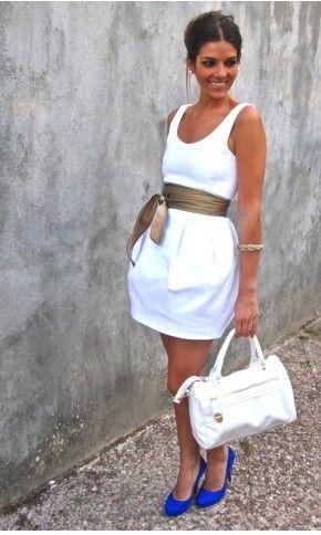 little white dress | My Style | Fashion