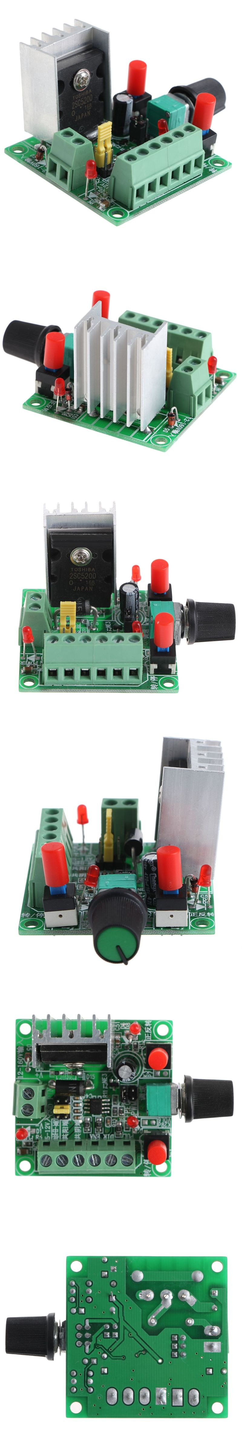 1pcs Stepper Motor Driver Speed Board Controller Pulse Signal Picture Of Finish Generator Circuit Module