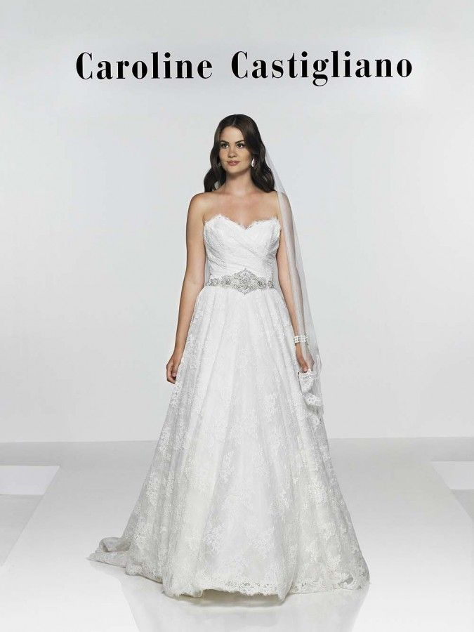 Caroline Castigliano at the London Designer Bridal Room | Wedding ...