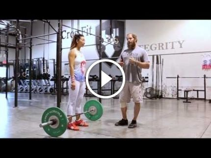 How To Power Clean With Ease Best Power Clean Form Ever Power Clean Workout Power Clean Crossfit Power Clean