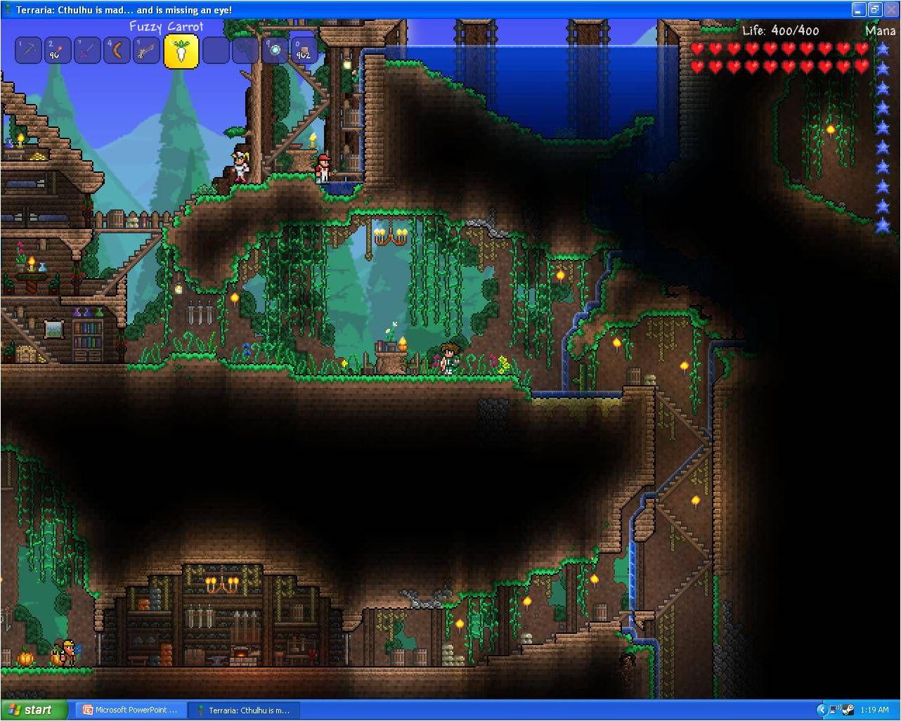 Terraria World Videojuegos Terrarios Y Despacito
