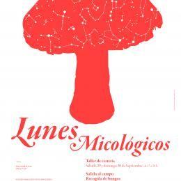 Mycology Mondays at Fundación Cerezales @antoninoycinia #leonesp