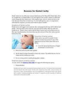 Dental cavities are one of the most common dental issues as the Chino Hills Dentist states. Even so, its significance on dental health is very much ignored; hence people continue to suffer from cavities along with other dental issues.