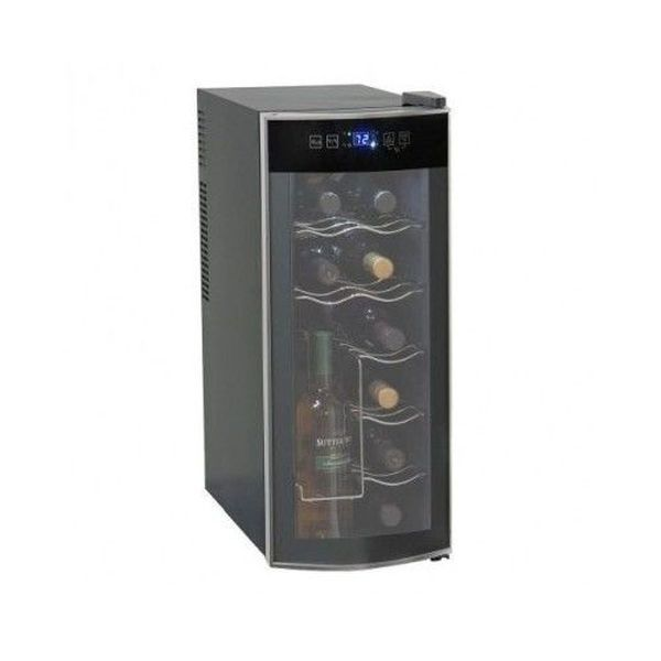 Avanti Wine Cooler Refrigerator Enthusiast Thermoelectric Countertop 12 Bottle Avanti Mod Best Wine Coolers Thermoelectric Wine Cooler Best Wine Refrigerator