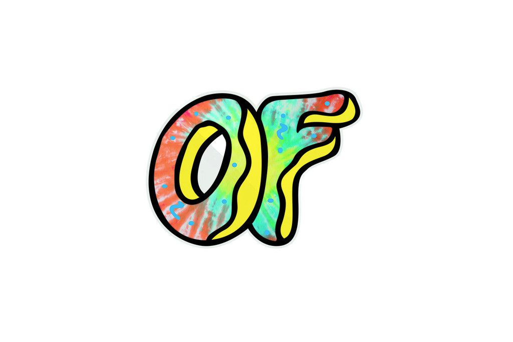 odd future donut - photo #24