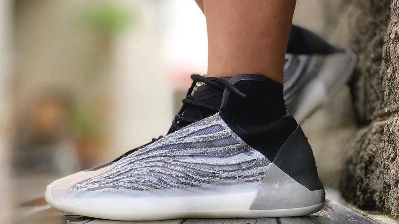 Yeezy Quantum Basketball Shoe Review On Foot In 4k Pickup From Kicks Sneaker Bar Yeezy Sneakers Sneakers