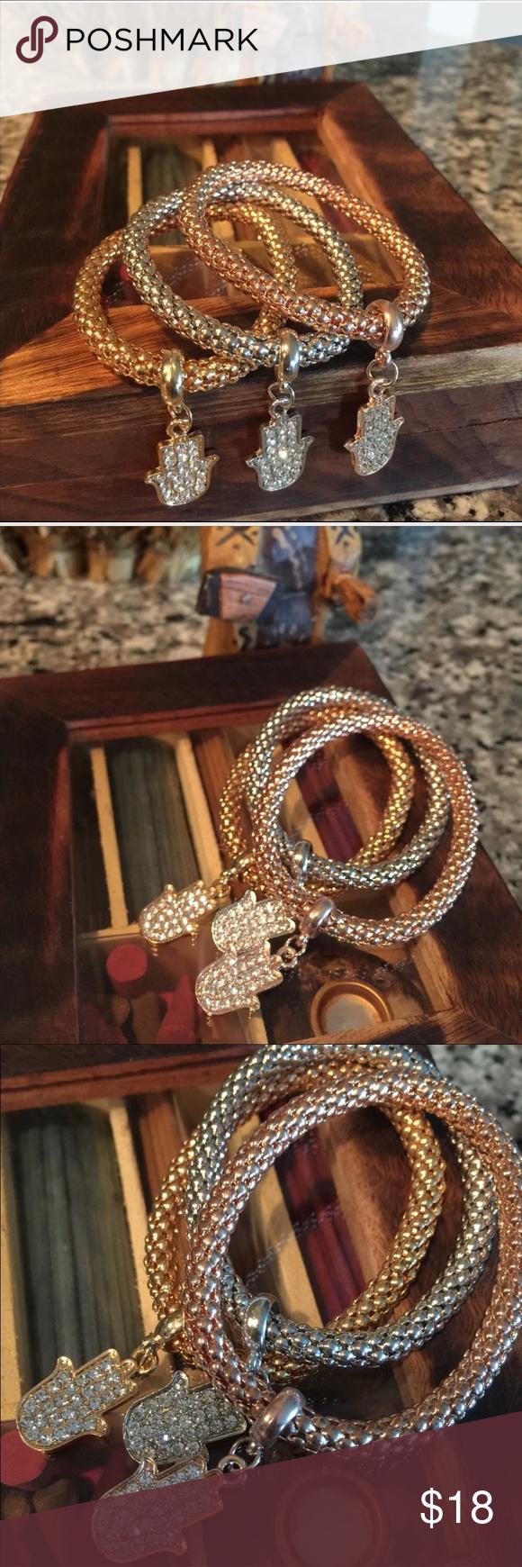 pcs bracelets set elegant design very beautiful bracelet set