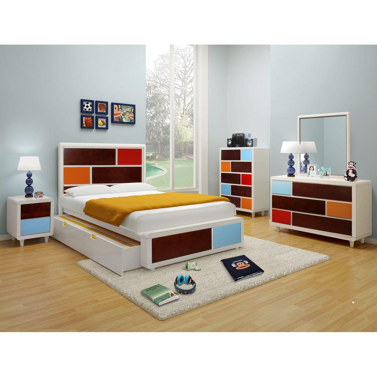Alex\'s Room - Brown option not white | Home decor | Pinterest