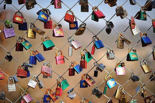Love locks, 허브힐즈