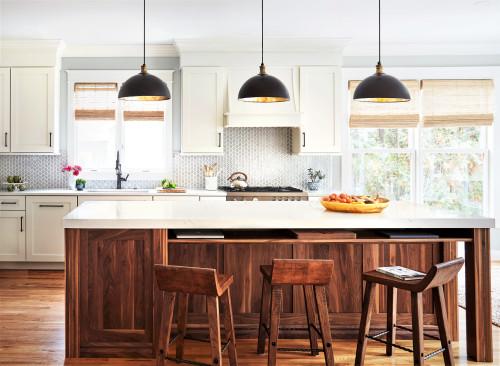 Most Popular Kitchen On Houzz 2020 Kitchn In 2021 Kitchen Remodel Kitchen Design Modern Farmhouse Kitchens