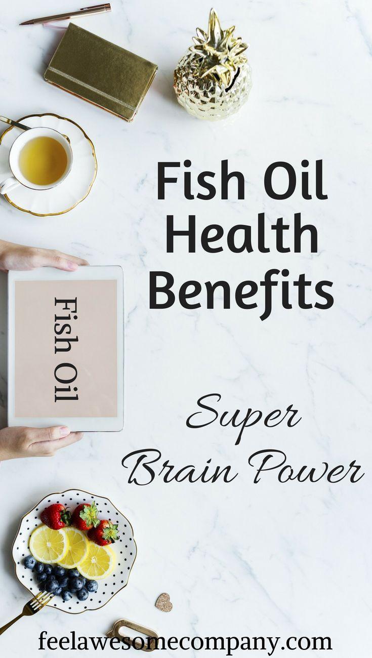 Fish oil benefits for men