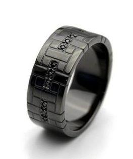 IVXLCDM Weave Ring