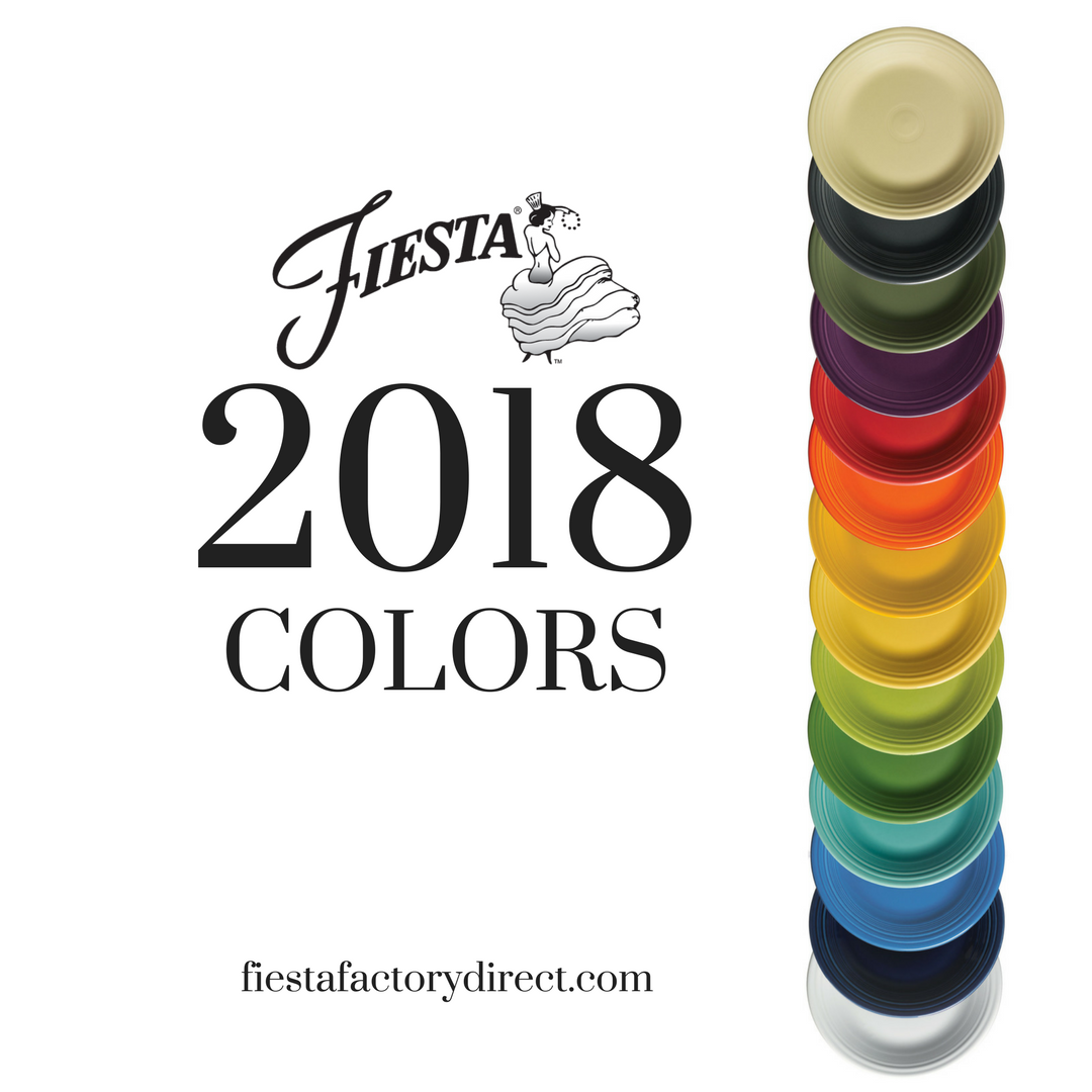 Fiesta dinnerware announces its new color for 2018 mulberry fiesta dinnerware announces its new color for 2018 mulberry available in june at better nvjuhfo Choice Image