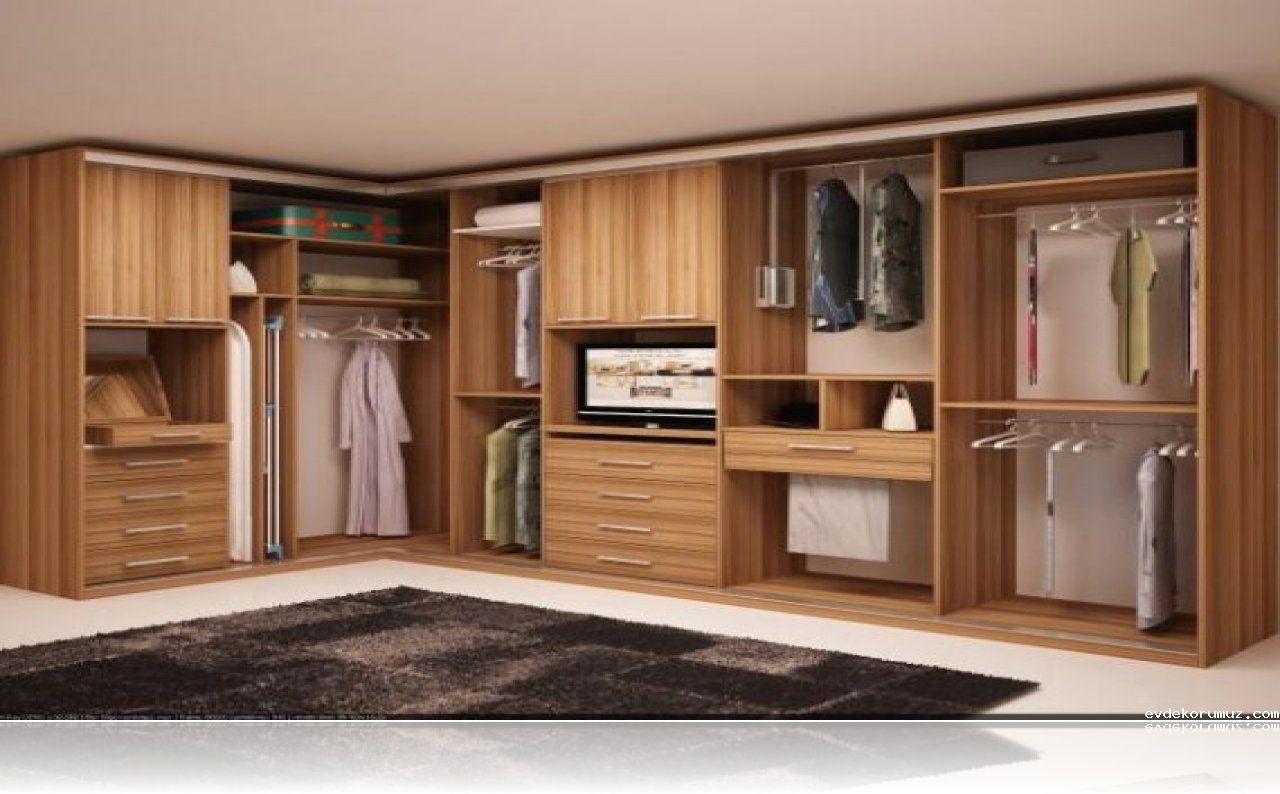 L Gardrop Modelleri Yatak Odasi Yatak Odasi Dolaplari