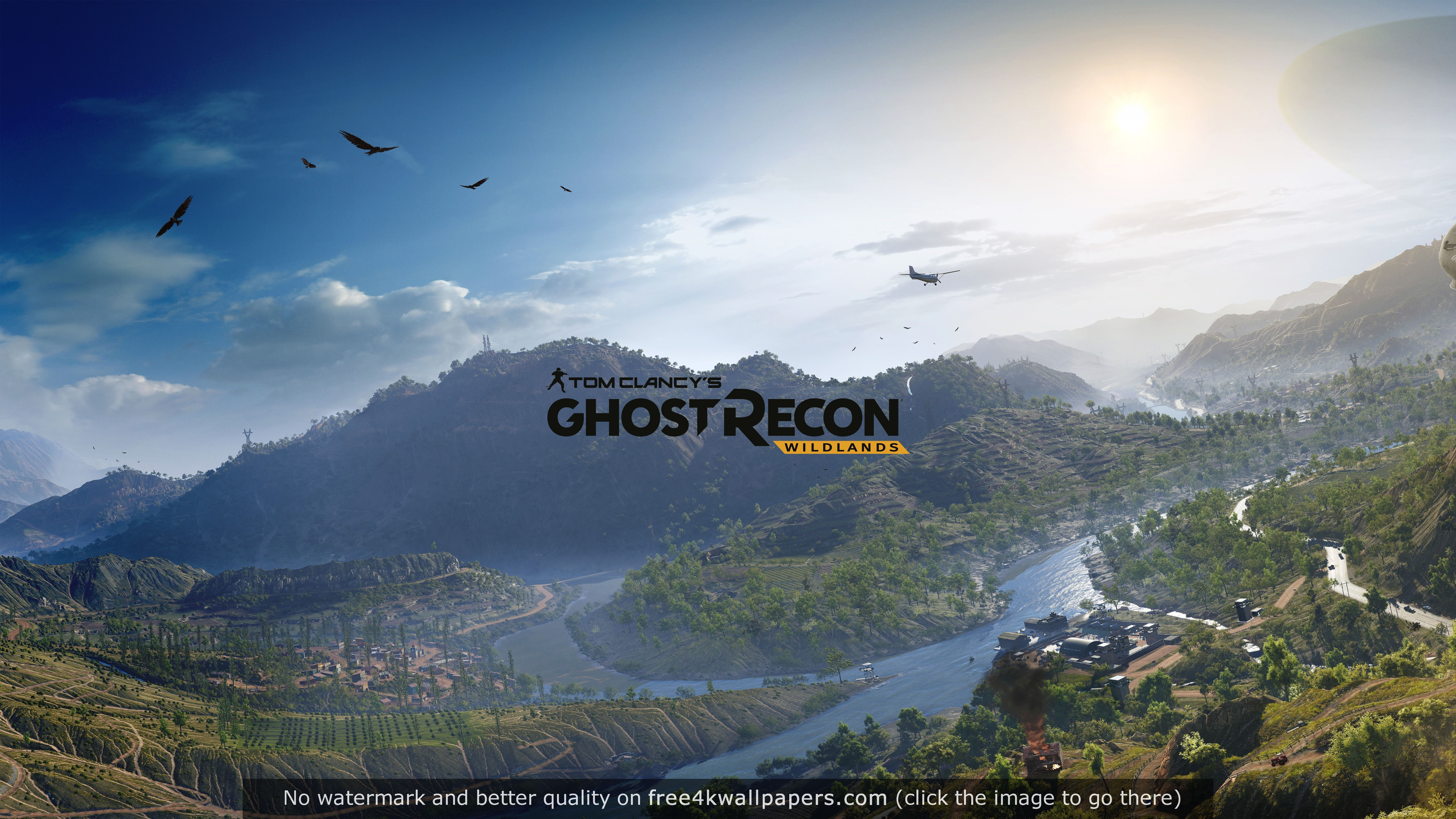 Ghost Recon Wildlands 4k 8k Wallpaper Ghost Recon Wildlands
