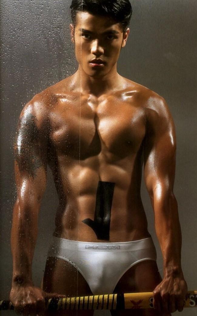 Teen gay sea bulge erection tube he tells