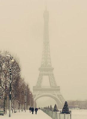 Navidad en Paris.