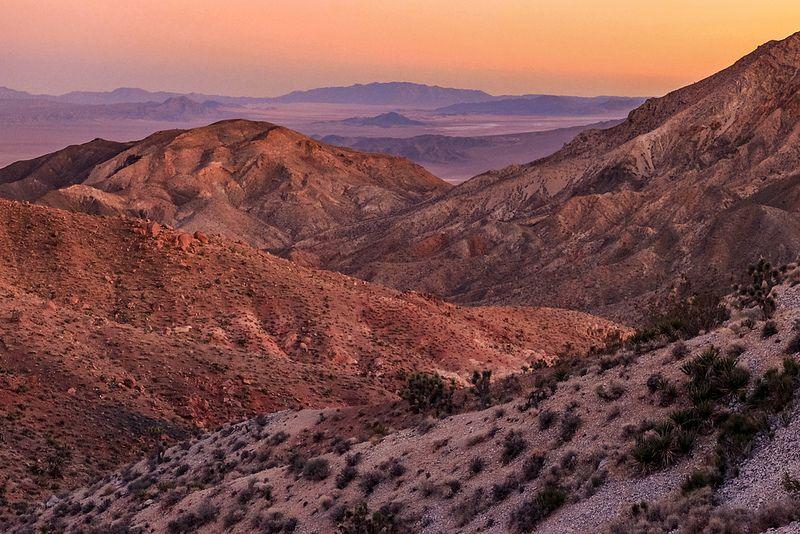 Canyons of the avawatz desert life canyon mojave desert