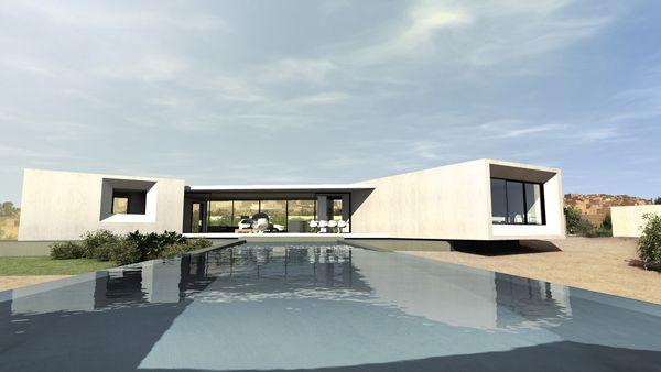 Villa n   Maisons de rêve   Villa contemporaine, Villa et Maison
