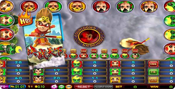 Scr888 Wukong Jackpot Best Casino Casino