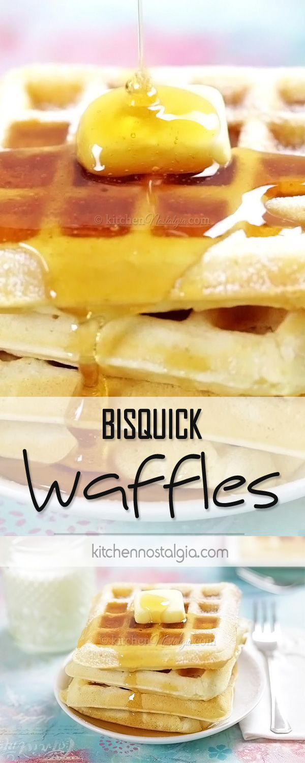 Bisquick Waffles Recipe Bisquick Recipes Bisquick Waffles Easy Waffle Recipe