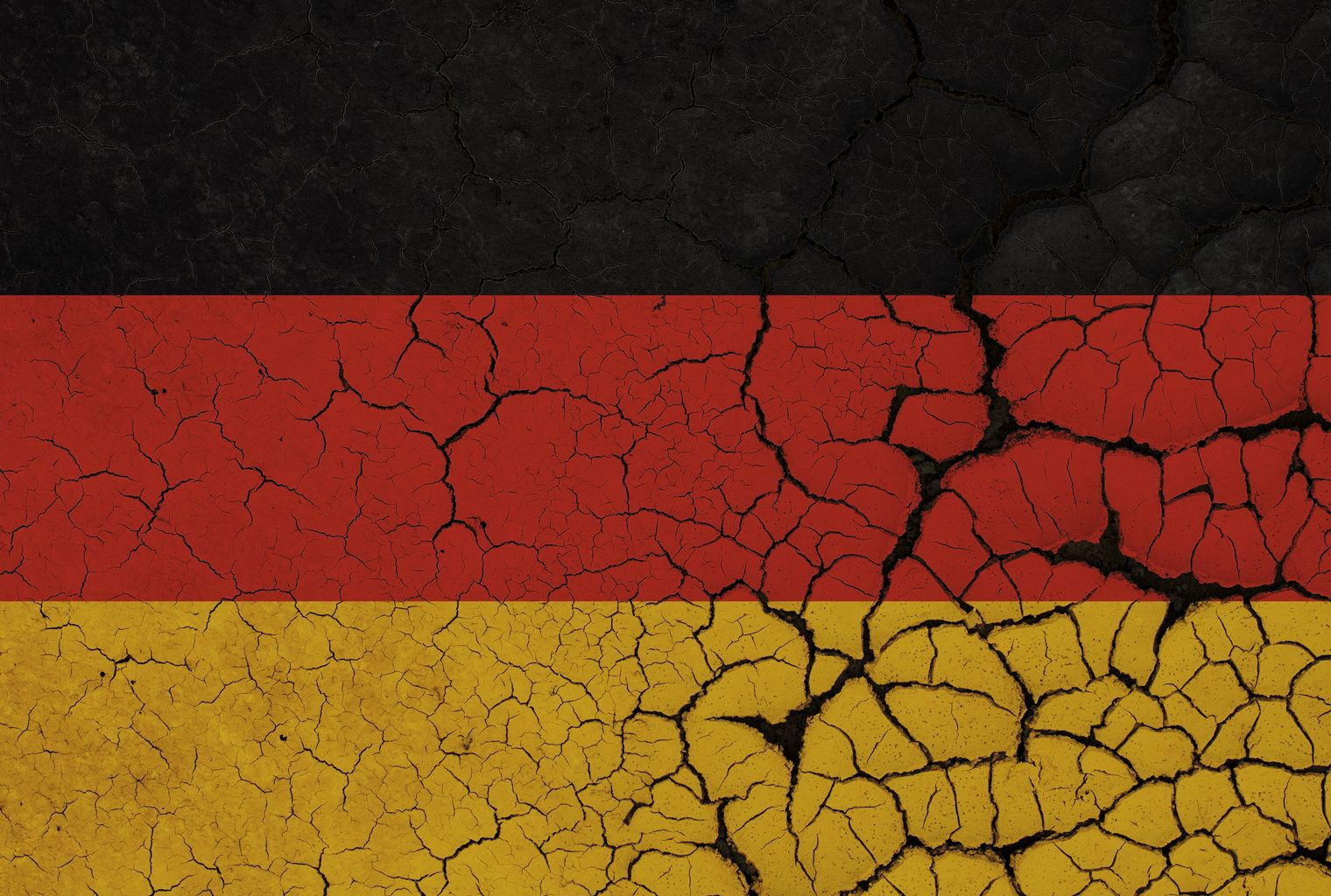 All eyes are on the German economy which was once