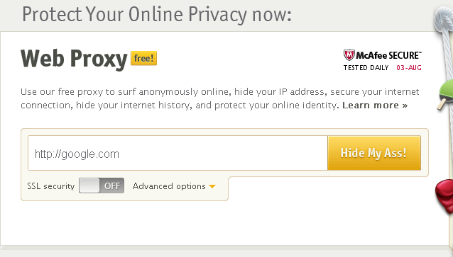 Best Free Proxy Sites List