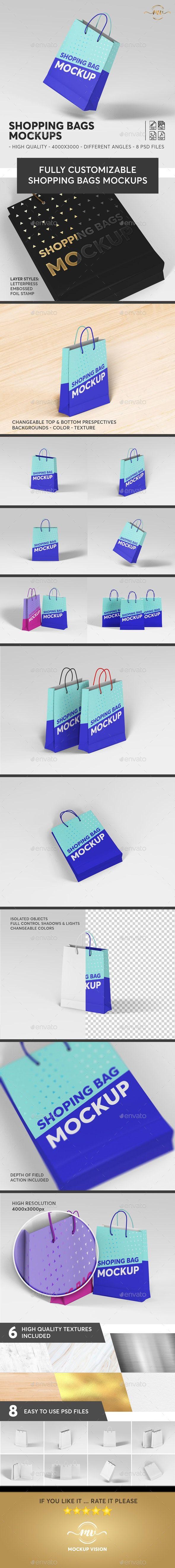 Download Shopping Bags Mockups Bag Mockup Stationery Mockup Box Packaging Design