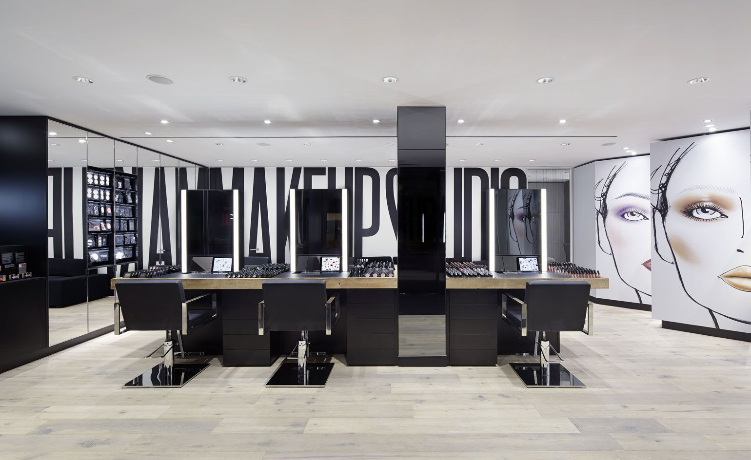 Quick fix: MAC unveils its first makeup studio in New York | Wallpaper*
