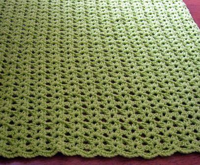Double V Stitch Baby Blanket Crochet Pattern Free Free Crochet