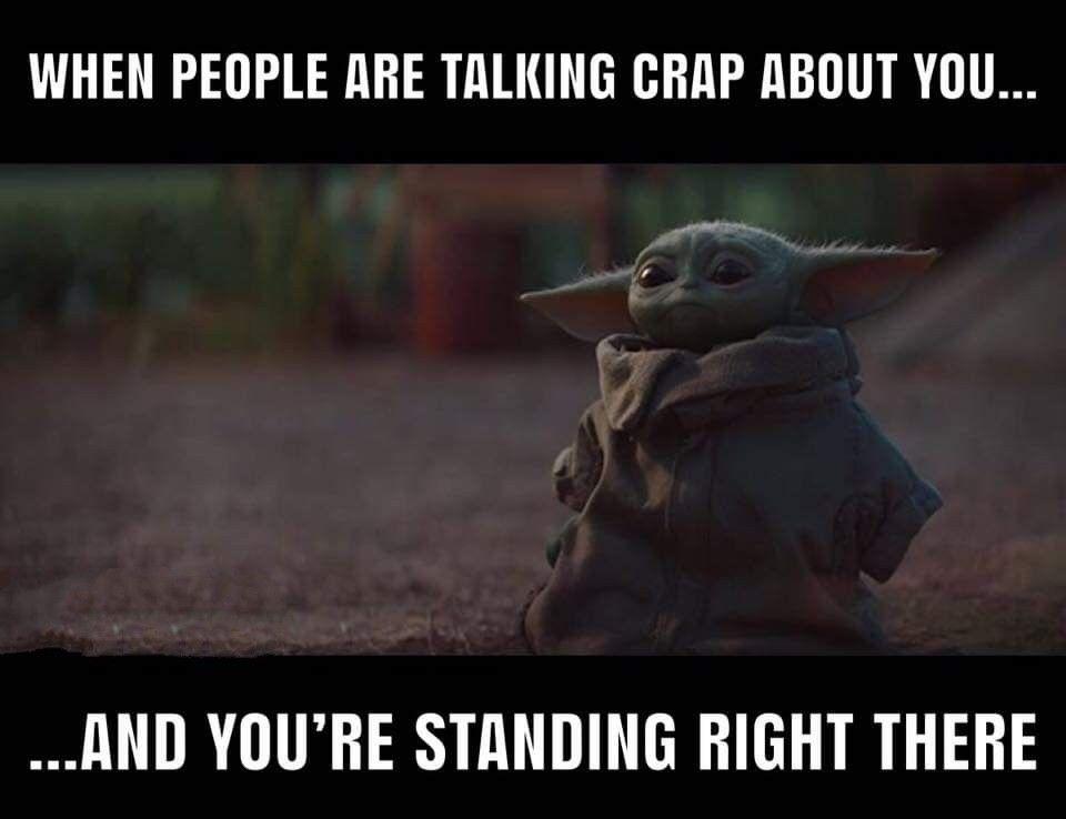 Baby Yoda Memes Yoda Funny Yoda Meme Yoda Wallpaper