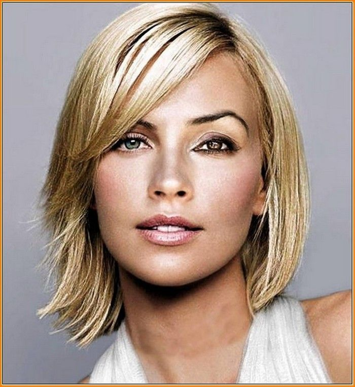 Short Haircuts For Fine Hair And Heart Shaped Face Best Short Hair