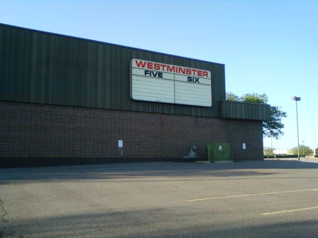 Westminster Mall outside theatre. Went there a lot as a teen. Great place to hang out in the 80s ...