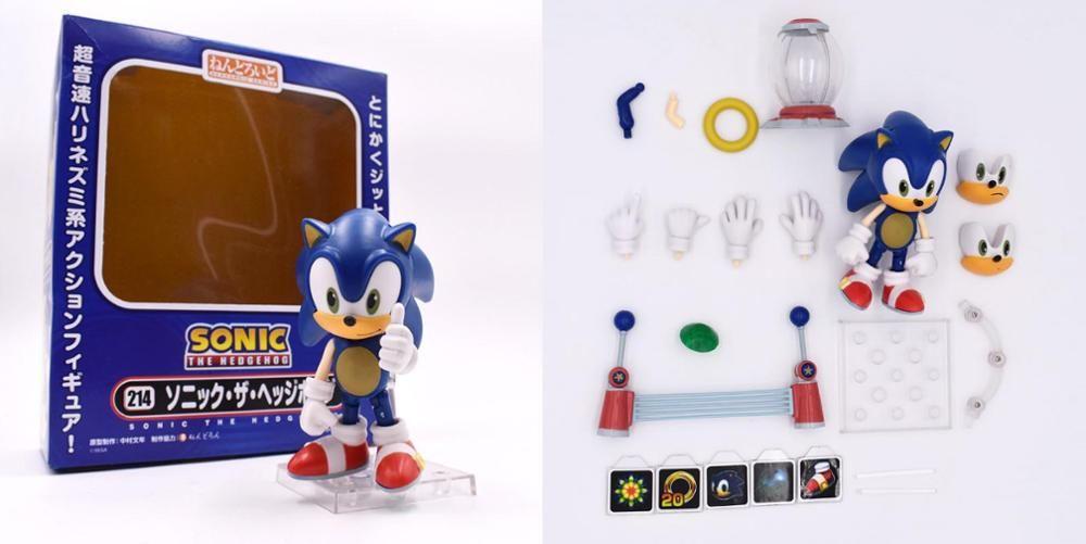 Amazing Pvc Rare Figure Sonic Sonic The Hedgehog Sonic Sega Shop Sonic Merchandise Store Toys Sega Sonicthehedge Sonic The Hedgehog Toy Store Toys Gift