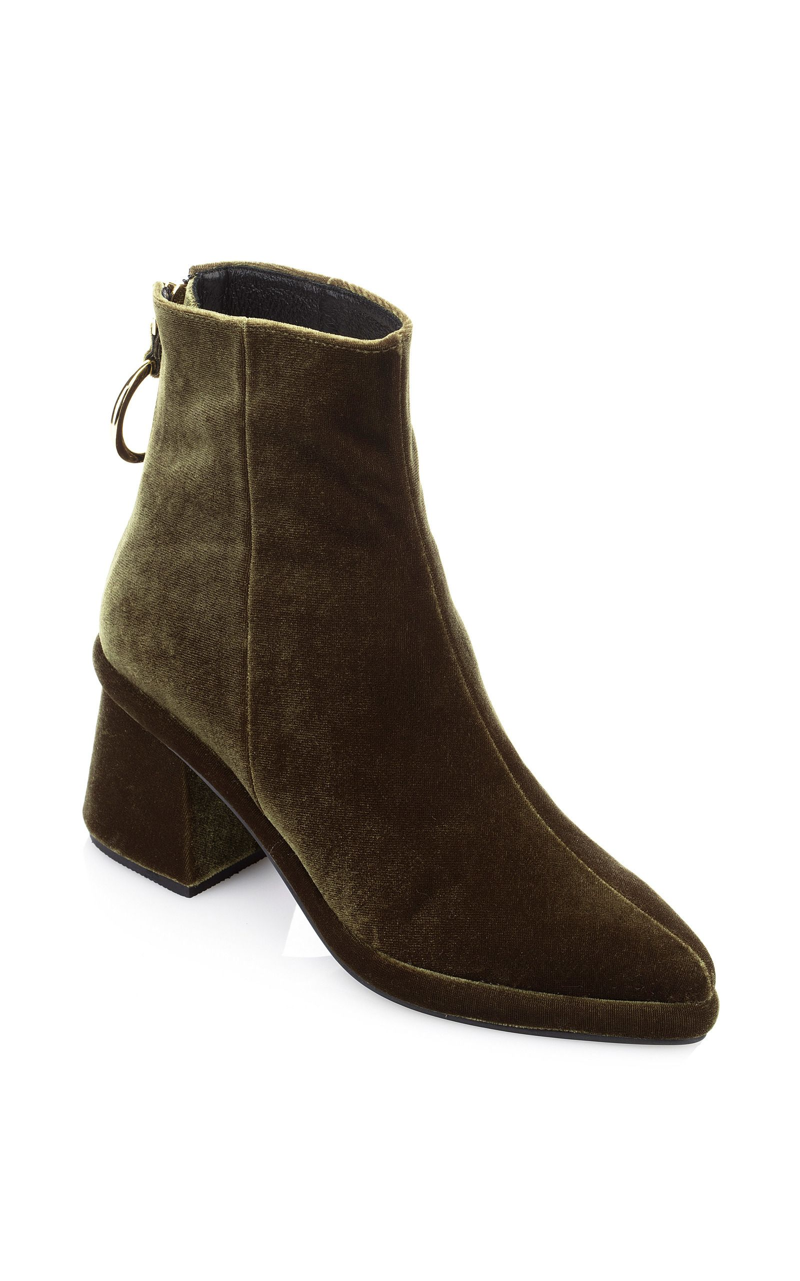 Reike Nen Bottines en velours
