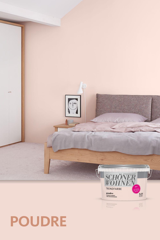 Poudre Eine Der Originalen Trendfarben Von Schoner Wohnen Farbe Schoner Wohnen Farbe Wohnen Schoner Wohnen