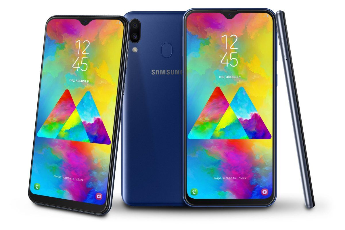Wahrend Das Samsung Galaxy M20 Dich Normalerweise 229 Euro Kostet Bekommst Du Das Handy Jetzt Billiger Wir Verraten Dir Was Du Wo Smartphone Galaxis Samsung
