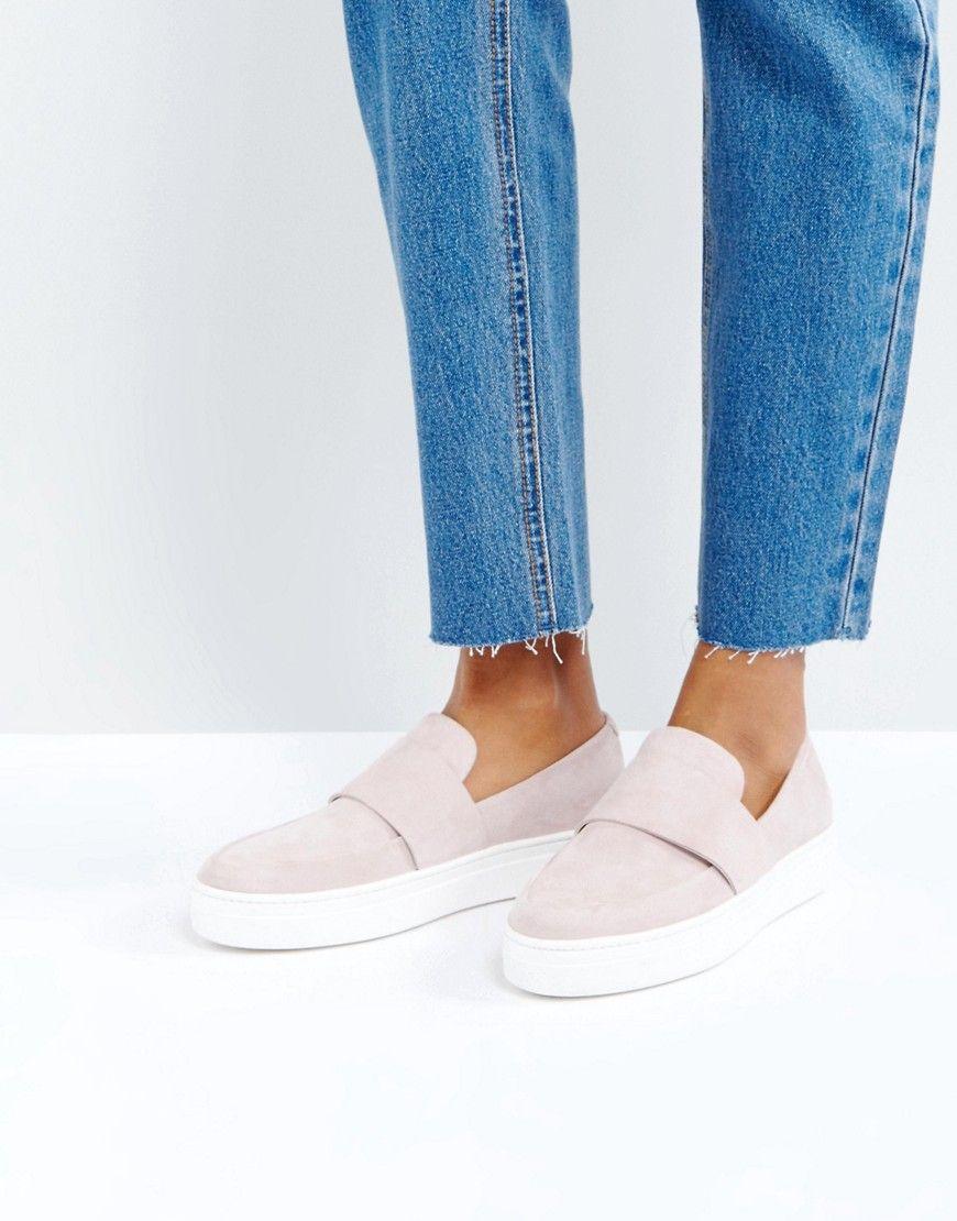 cc90b12843 Vagabond Camille Blush Slip On Sneakers - Pink