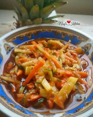 Resep Rujak Serut Buah Oleh Noof S Kitchen Resep Makanan Pedas Resep Resep Masakan Indonesia