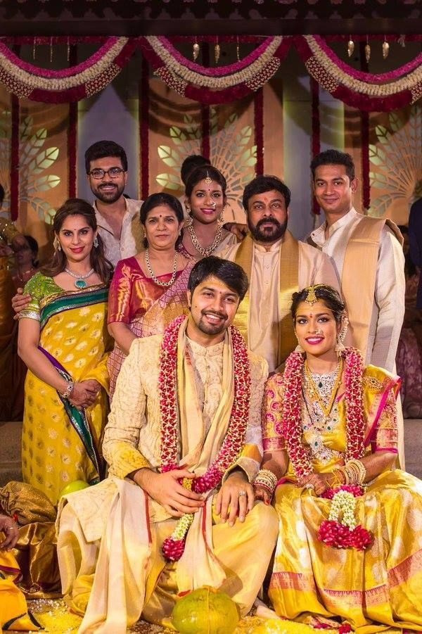 All You Need To Know About Sreeja S Wedding Chiranjeevi S Daughter Delish Outfits South Indian Bride Wedding Dress Men Indian Bride