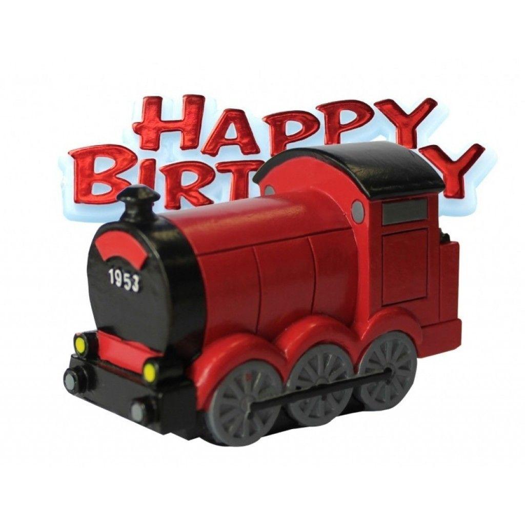 Geburtstags Tortendeko Rote Eisenbahn Geburtstagstorte Alles